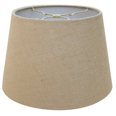 Timeless 16 Linen Empire Lamp Shade Color: Burlap
