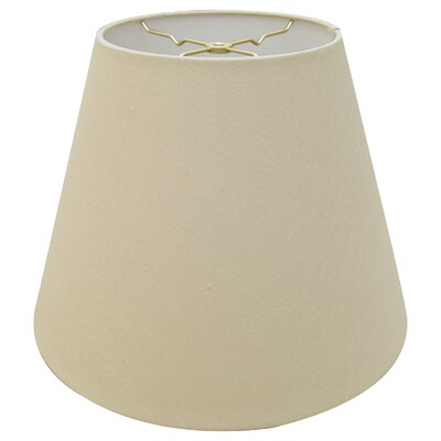 Timeless Deep 16 Burlap Empire Lamp Shade