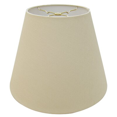 Timeless Deep 14 Burlap Empire Lamp Shade