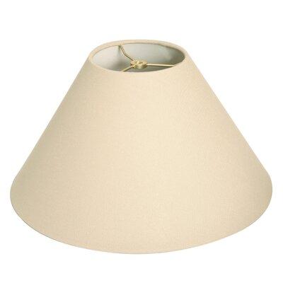 Timeless Coolie 12 Linen Empire Lamp Shade Color: Linen Beige