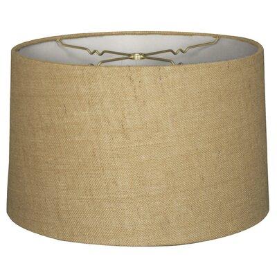 Timeless 18 Shantung Drum Lamp Shade Color: Burlap