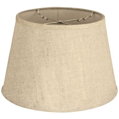 Timeless 16 Linen Empire Lamp Shade Color: Linen French