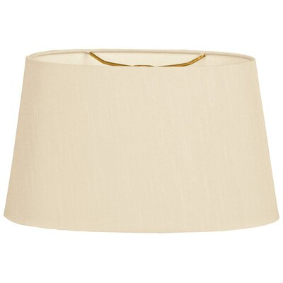 Timeless 10 Shantung Empire Lamp Shade Color: Beige