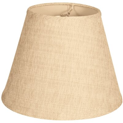 Timeless Deep 12 Linen Empire Lamp Shade Color: Linen Cream