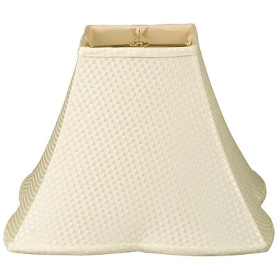 Timeless 12 Silk/Shantung Bell Lamp Shade