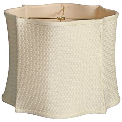 Timeless 15 Silk/Shantung Novelty Lamp Shade