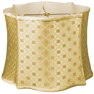 Timeless 14 Silk/Shantung Novelty Lamp Shade