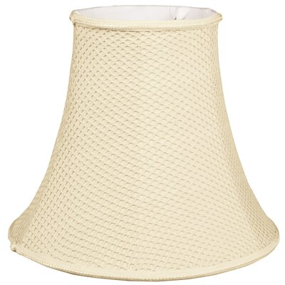 Timeless 8 Silk/Shantung Bell Lamp Shade