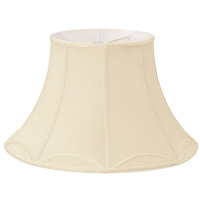 Timeless 16 Silk/Shantung Bell Lamp Shade