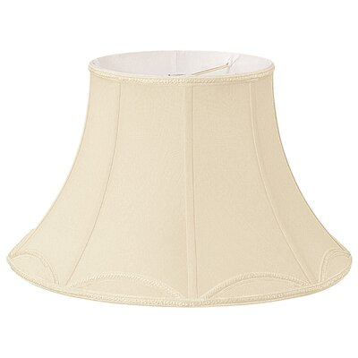 Timeless 10 Silk/Shantung Bell Lamp Shade