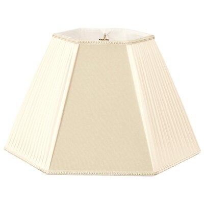 Timeless 14 Silk/Shantung Empire Lamp Shade