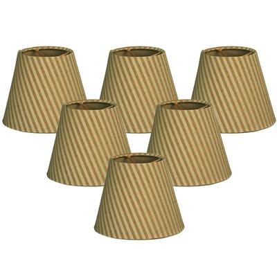 6 Silk Empire Lamp Shade