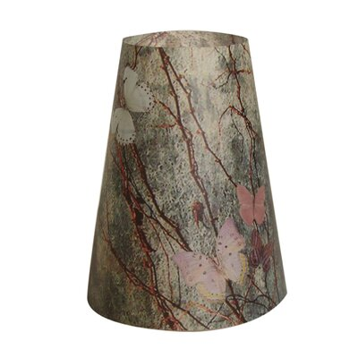 Butterfly in Nature Vellum Party 5 Empire Lamp Shade