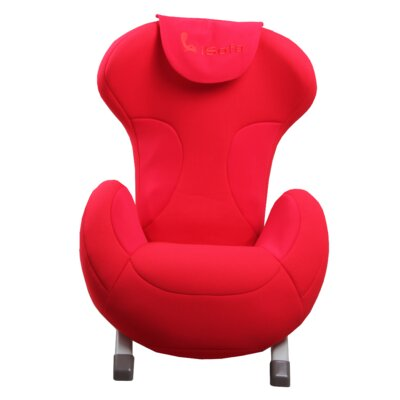 Berkeley Massage Chair Upholstery: Red