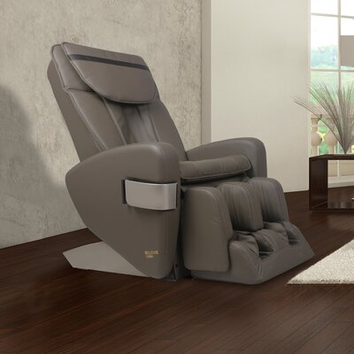 Bellevue Edition Zero Gravity Massage Chair Upholstery Color: Taupe