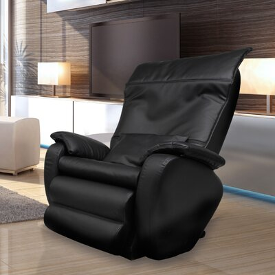 Pasadena Edition Faux Leather Zero Gravity Massage Chair
