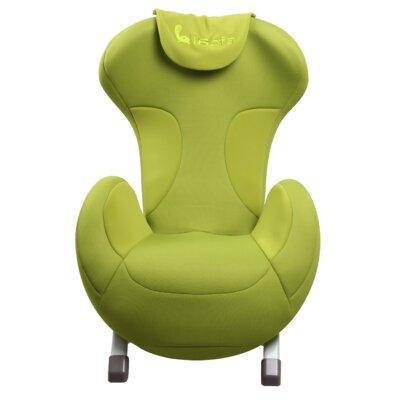 Berkeley Massage Chair Upholstery: Green