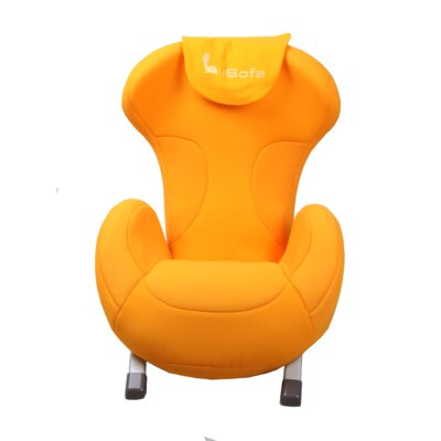Berkeley Massage Chair Upholstery: Yellow