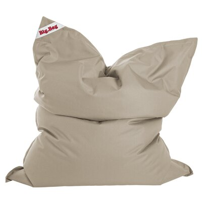 Big Bag Brava Bean Bag Chair Upholstery: Khaki