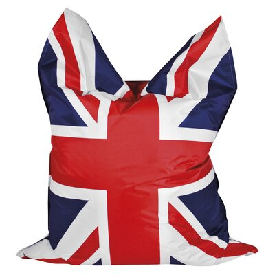 Union Jack Bean Bag