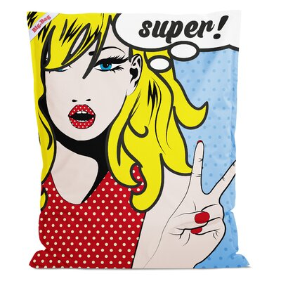 Pop Art Bean Bag Chair