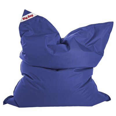 Big Bag Brava Bean Bag Chair Upholstery: Royal Blue
