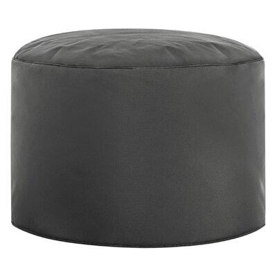 Dotcom Brava Pouf Upholstery: Gray