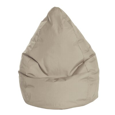 Brava Bean Bag Chair Color: Khaki