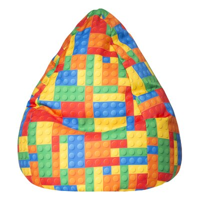 Bricks Bean Bag Chair