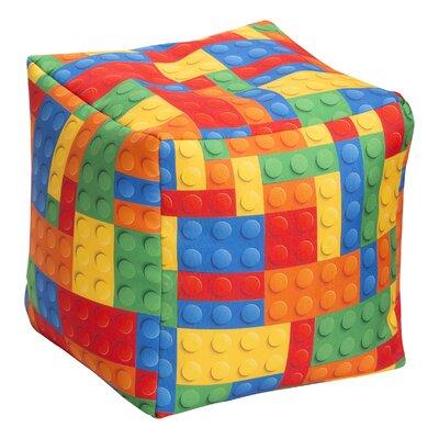 Cube Bricks Ottoman