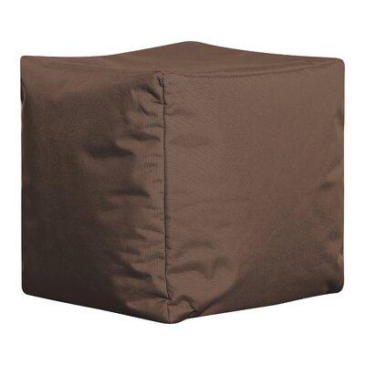 Ophelia Brava Ottoman Upholstery: Brown