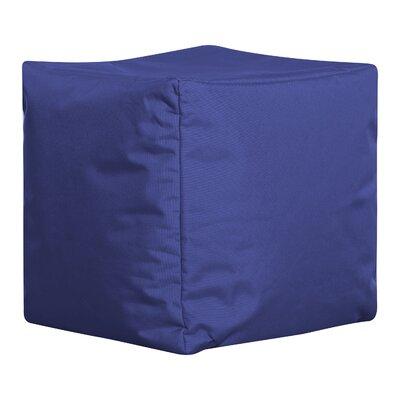 Ophelia Brava Ottoman Upholstery: Royal Blue