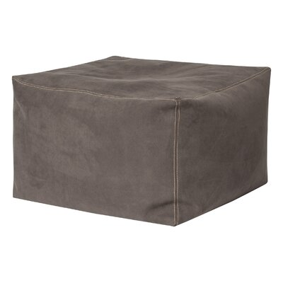 Chappel Ottoman Upholstery: Brown
