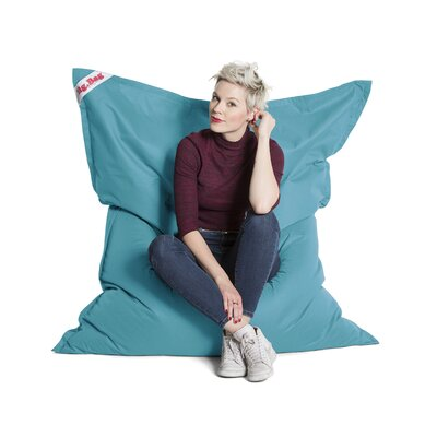 Big Bag Brava Bean Bag Chair Upholstery: Turquoise