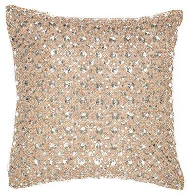 Round Stones Throw Pillow