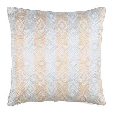 Ashit Ikat Jaquard Throw Pillow