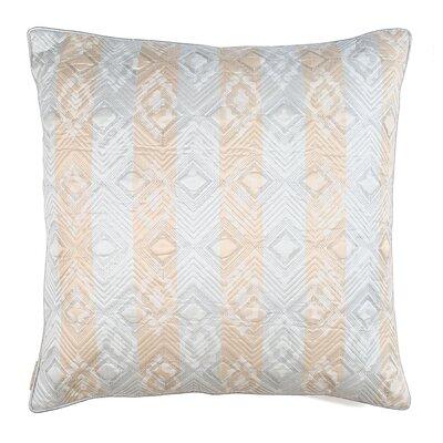 Ashit Ikat Jaquard Throw Pillow