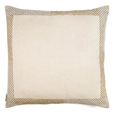 Border Cut Dana Work Euro Pillow