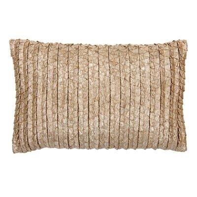 Banarasi Ruffles Silk Bolster Pillow