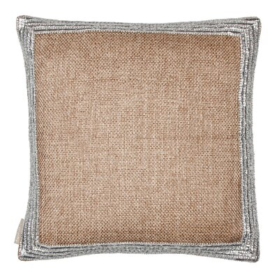 Candelaria Trim Border Throw Pillow