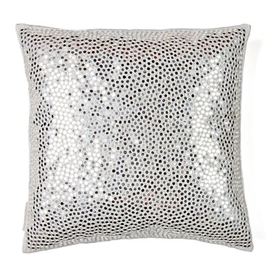 Breconvale All Over Shimmer Linen Throw Pillow
