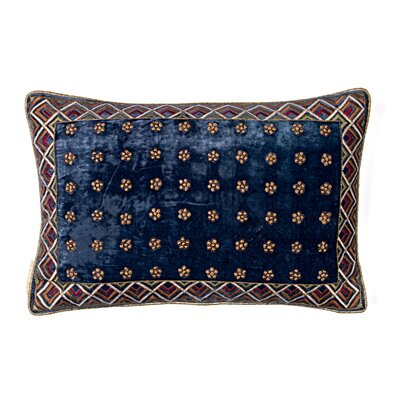 Louisa Velvet Lumbar Pillow