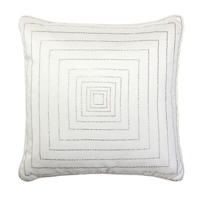 Dazzle Squares Decorative Throw Pillow