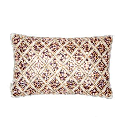 Art Deco Lumbar Pillow