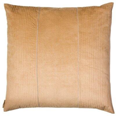 Pin Stripe Velvet Throw Pillow