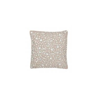 Stone Scatter Linen Throw Pillow