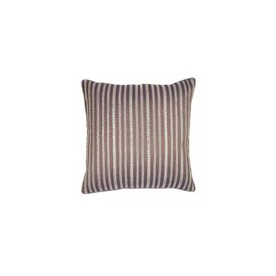 Smokey Lines Throw Pillow