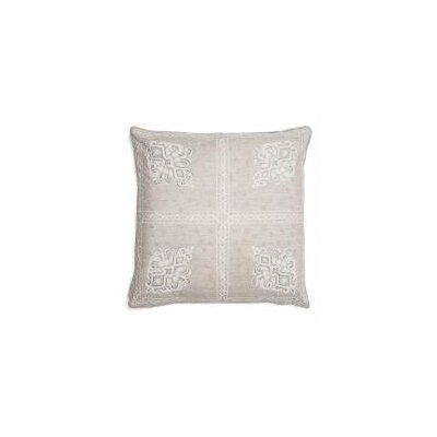 4 Motifs Base Linen Euro Pillow