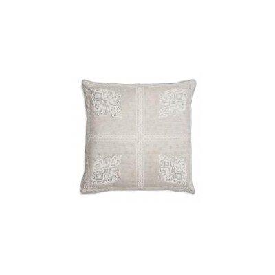4 Motifs Base Linen Euro Pillow