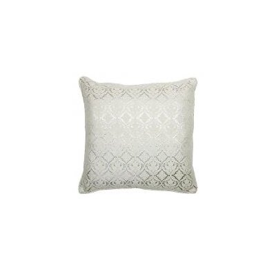 Paisley Tulip Throw Pillow
